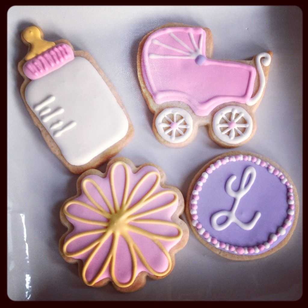 baby shower sugar cookies cakes cupcakes more pinterest