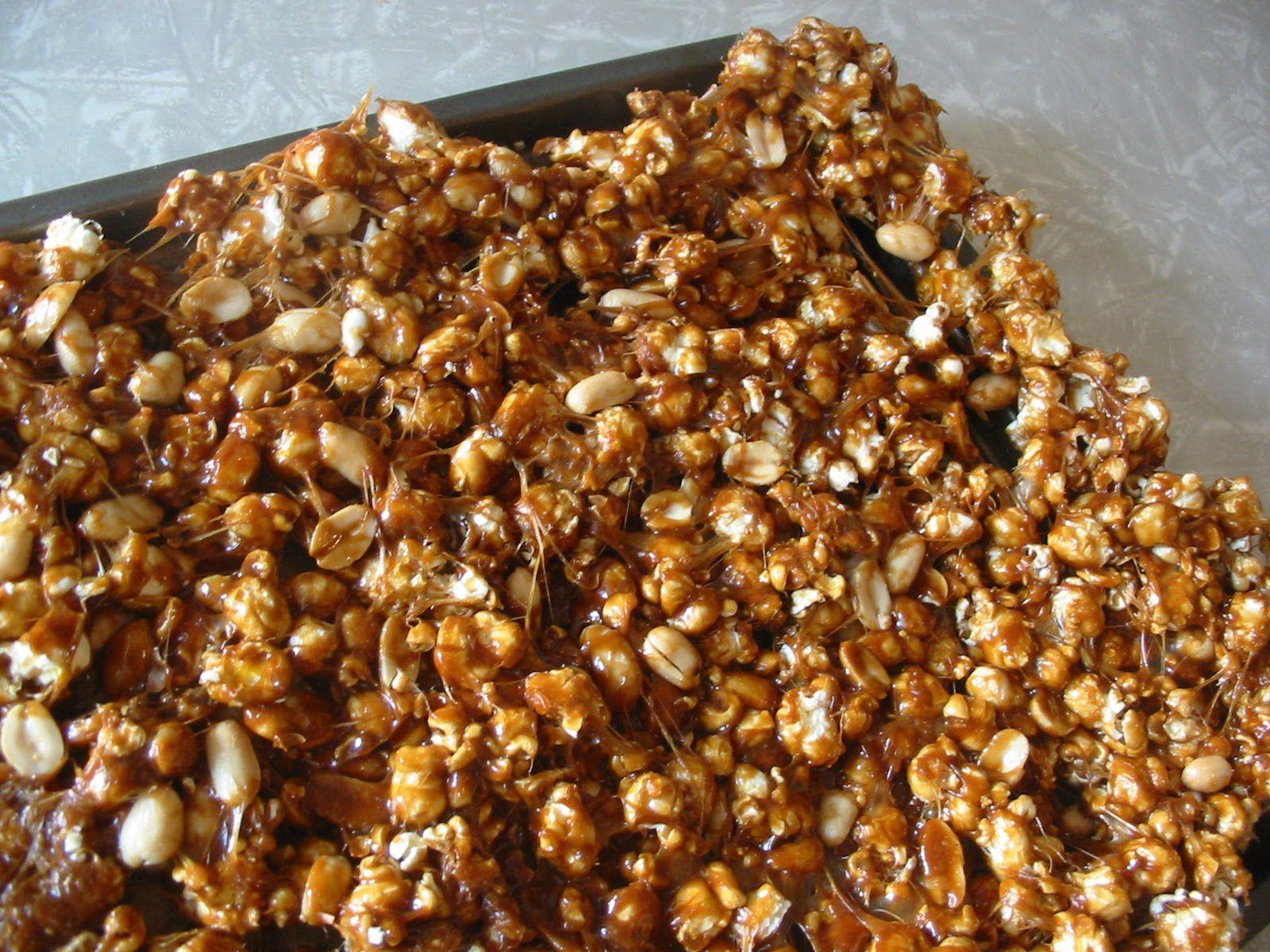 homemade Cracker Jack | Tasty | Pinterest