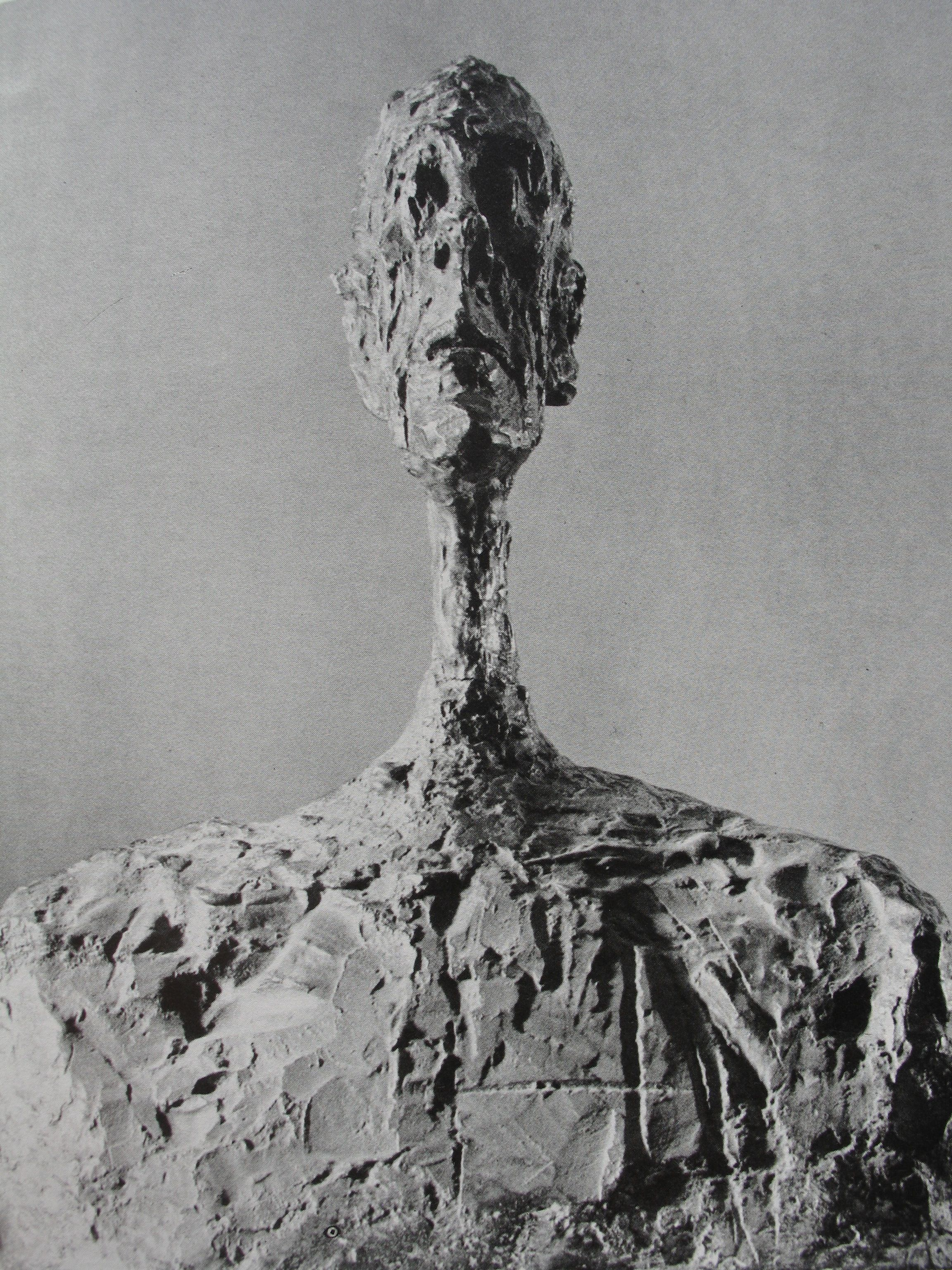 Alberto Giacometti among The Great Masters   ArtVision360