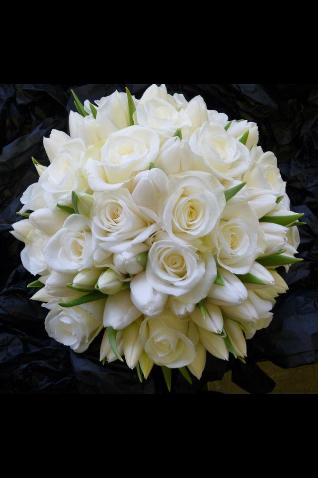 Bridal Flowers 25th Anniversary Pinterest