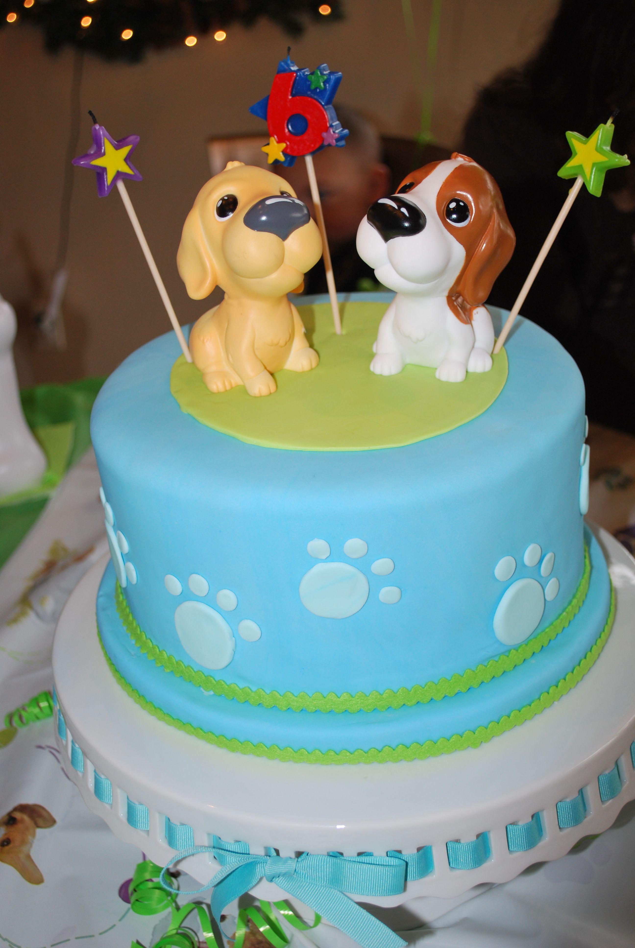 Puppy Dog Cake Design : Dog Cake Ideas 22911 Puppy Cake Birthday Ideas Pinterest