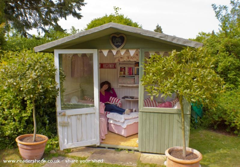 Shabby Chic Garden Shed Related Keywords Suggestions
