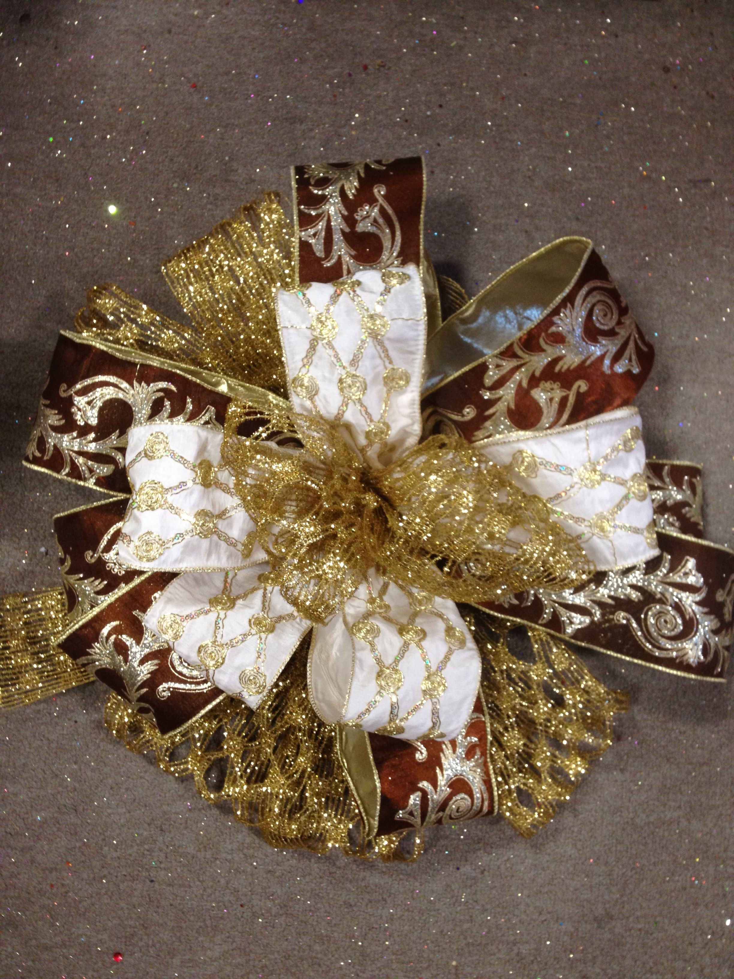 ... by Arcadia Floral & Home Decor - Houston TX on Christmas Tree Dec