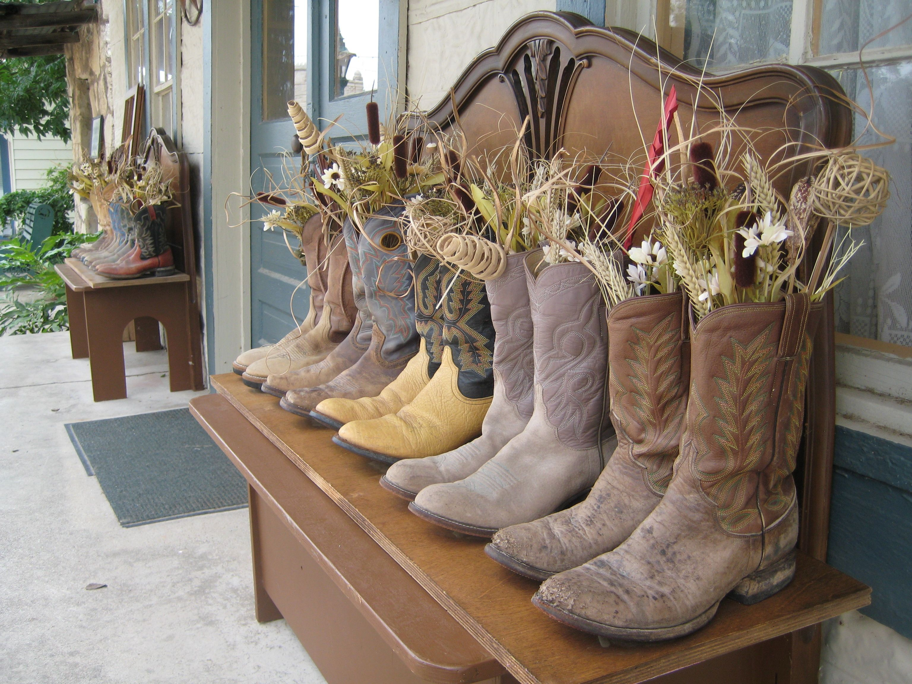 cowboy boot decor future house and bedroom ideas pinterest