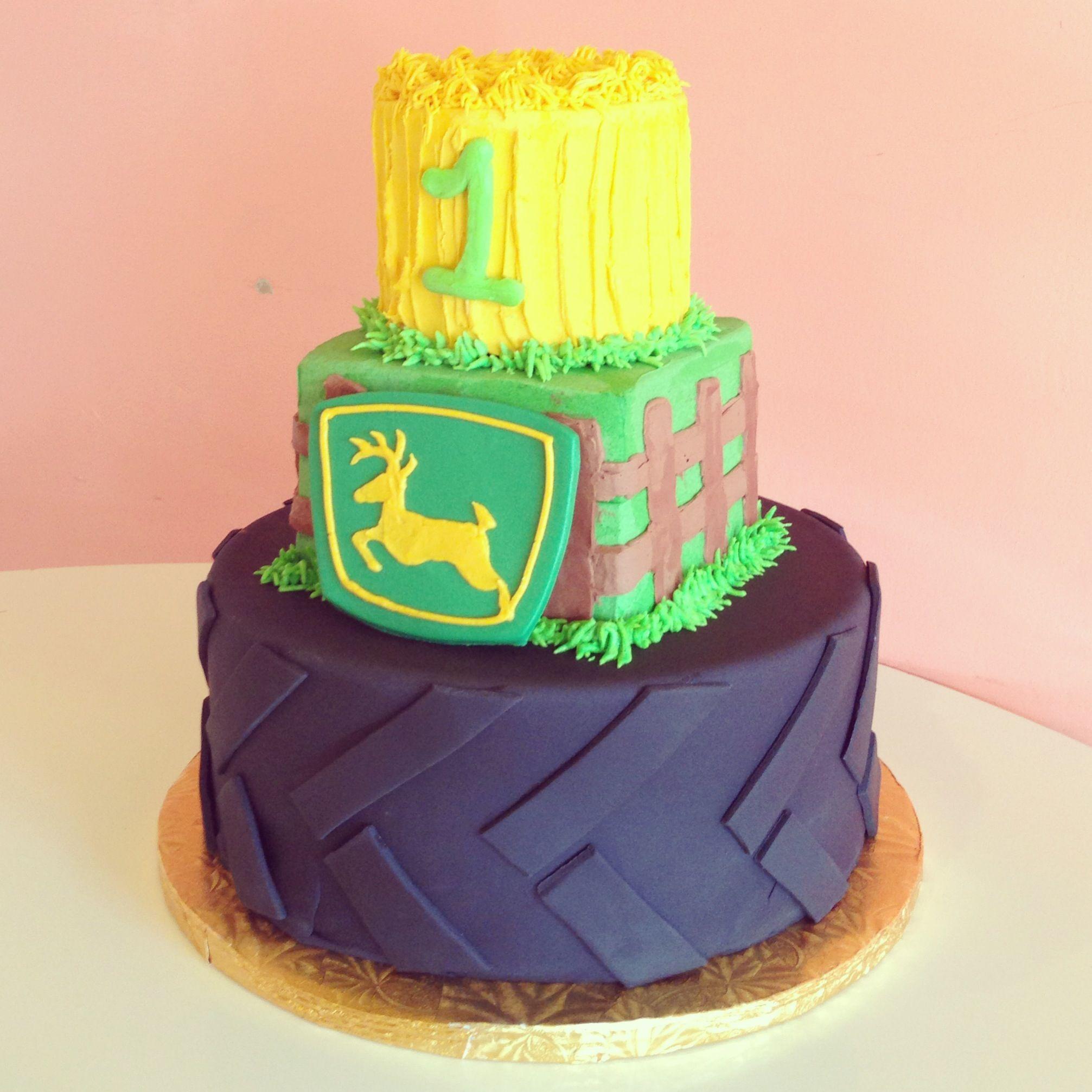 Birthday Cake For John : John Deere Birthday Cake Ethan Pinterest
