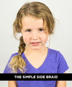 The Simple Side Braid Tutorial