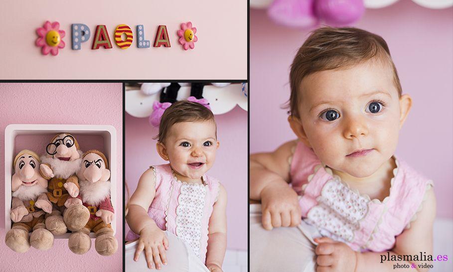 Fotografía de Paola, un bebé encantador