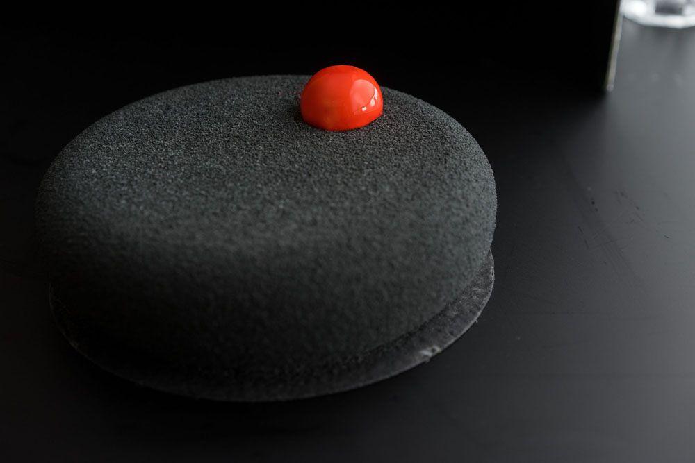 Торт с покрытием велюр как сделать