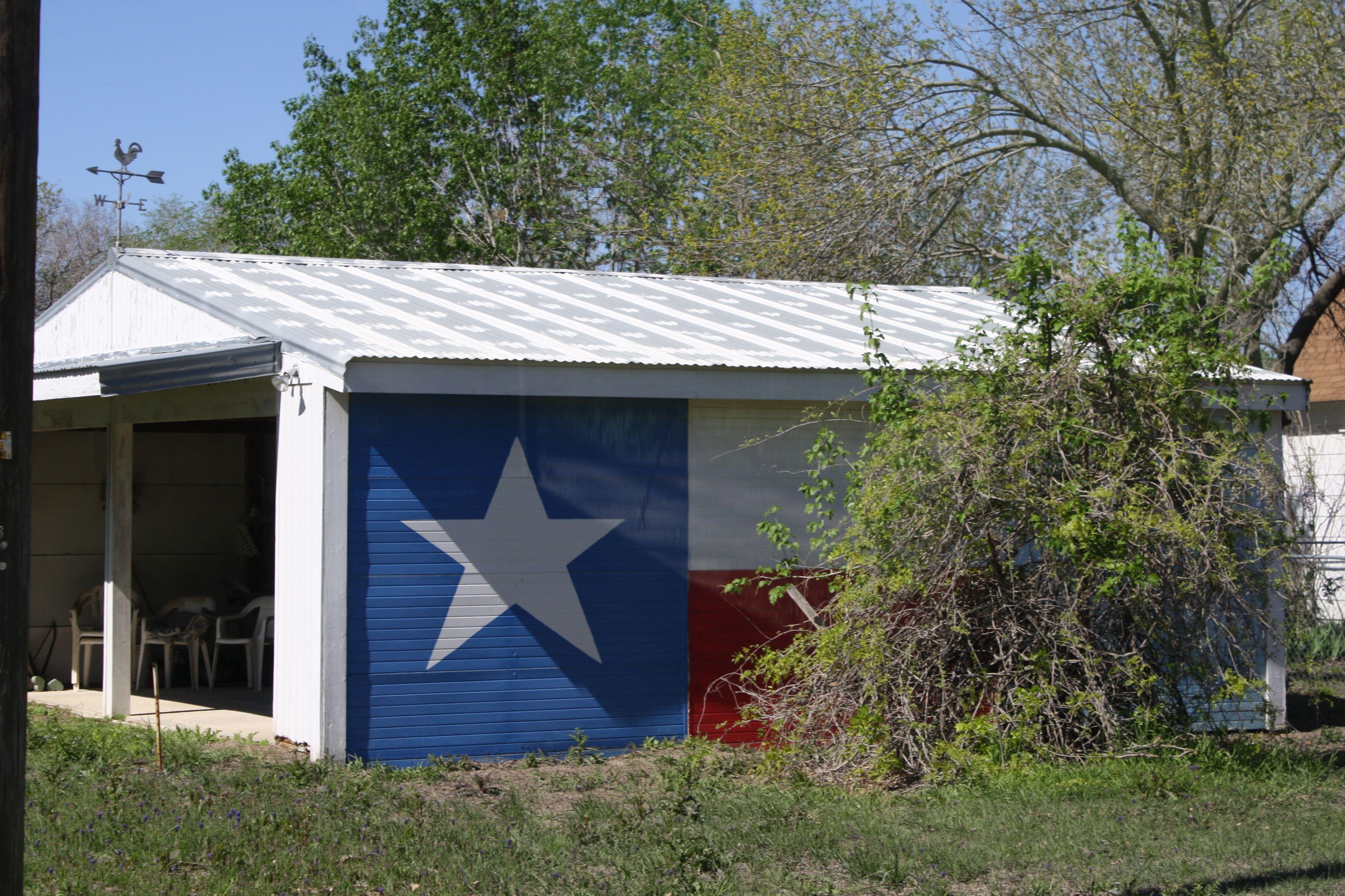 garage flags