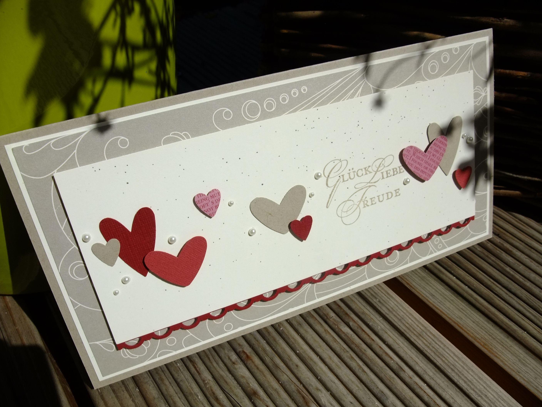 happy valentine karten