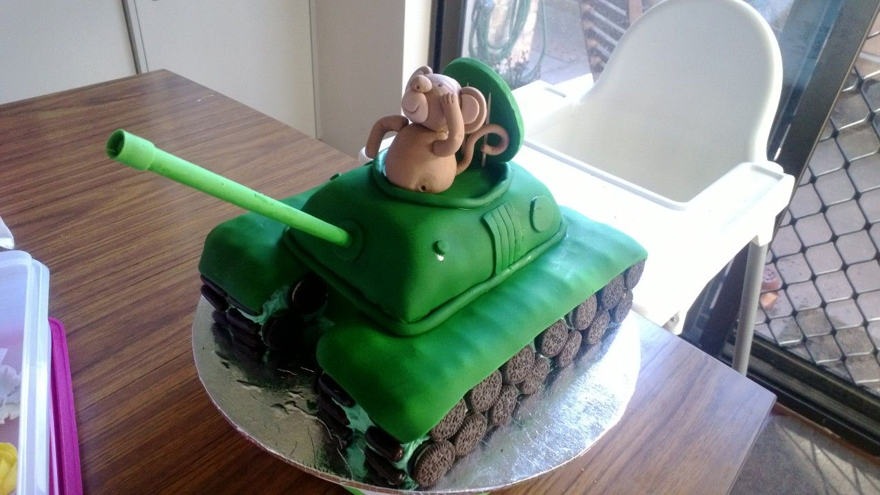 Military Homecoming Cake Ideas and Designs