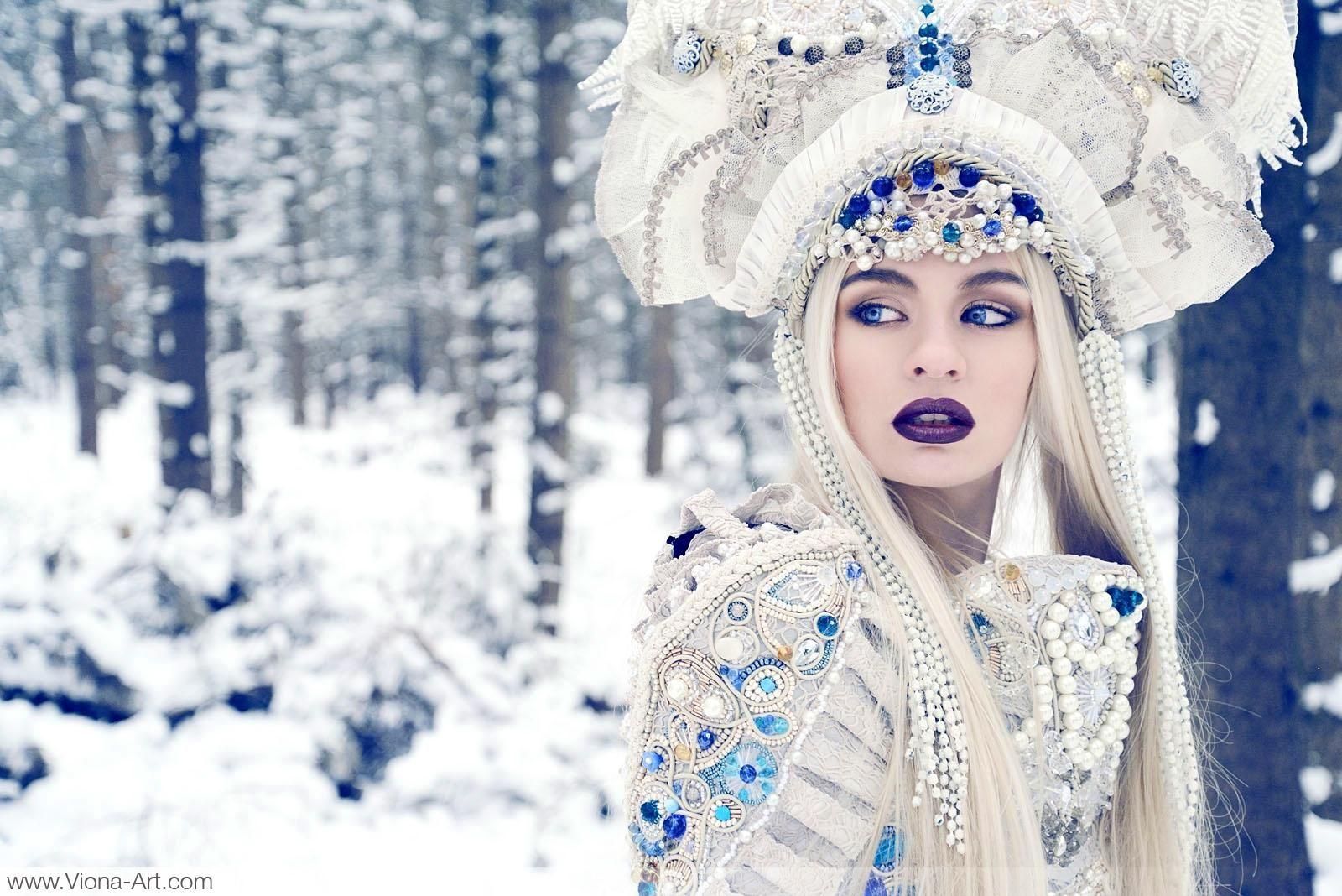 Фото снегурочки русской 13 фотография
