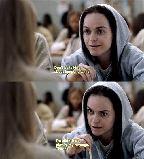 Pennsatucky - Orange is the New Black   Books, Movies, TV, and celebs ...