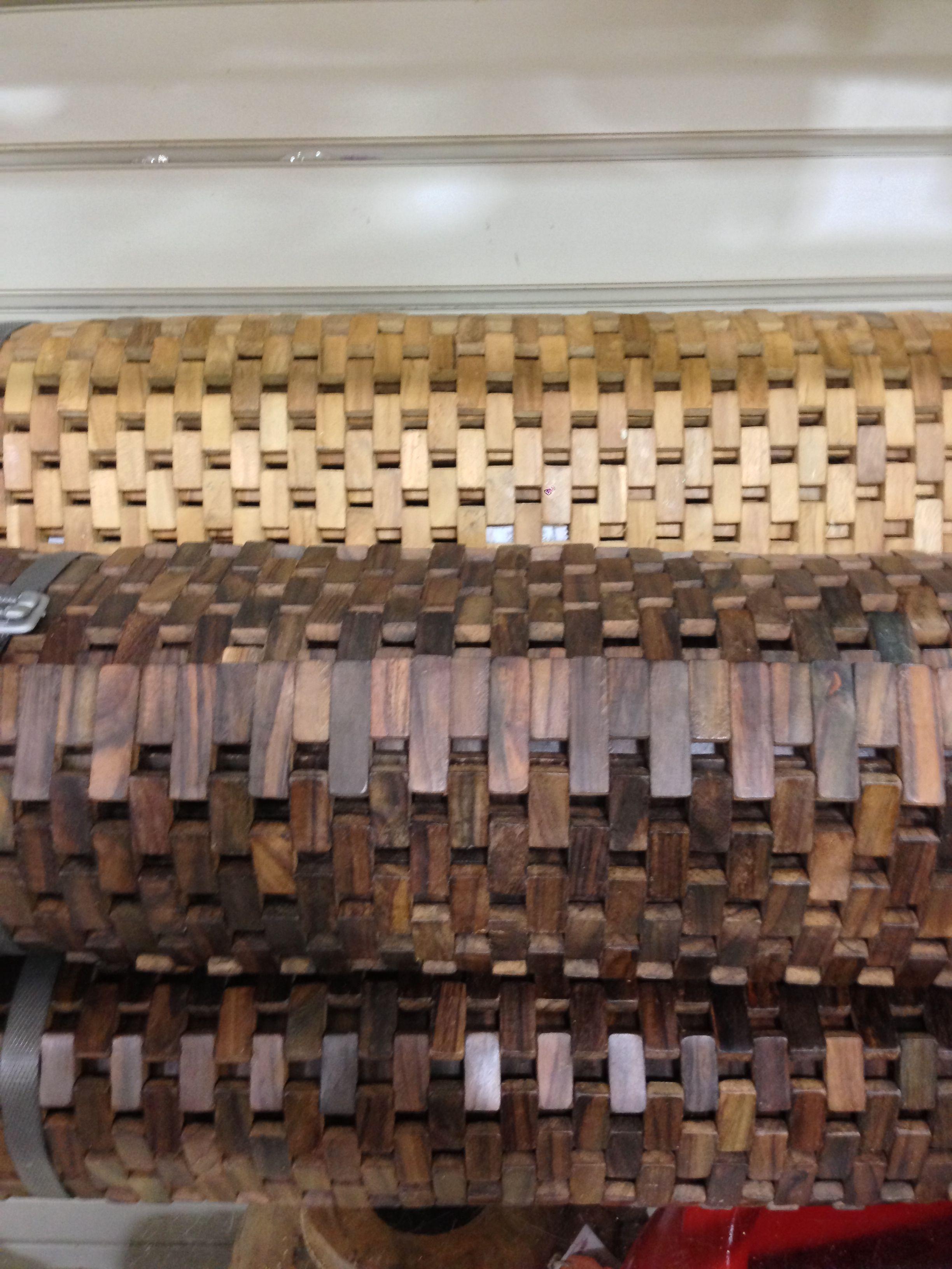 wooden rugs home goods weaving pinterest