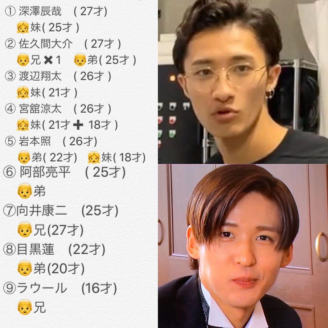 向井康二 目黒蓮