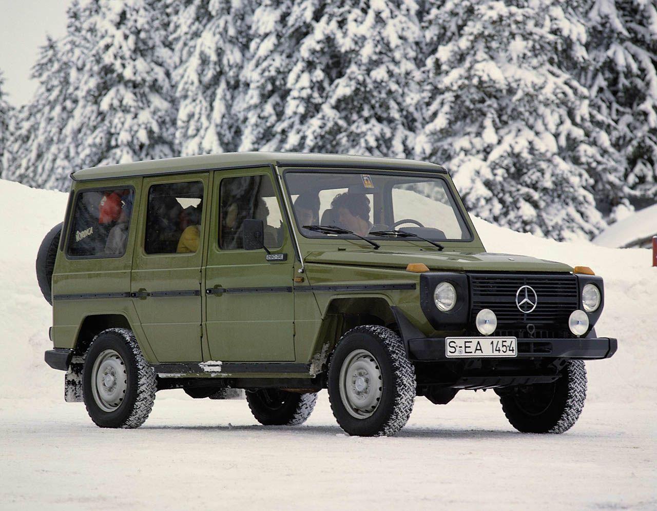 Mercedes benz gelandewagen 280ge auto pinterest for Mercedes benz gelandewagen