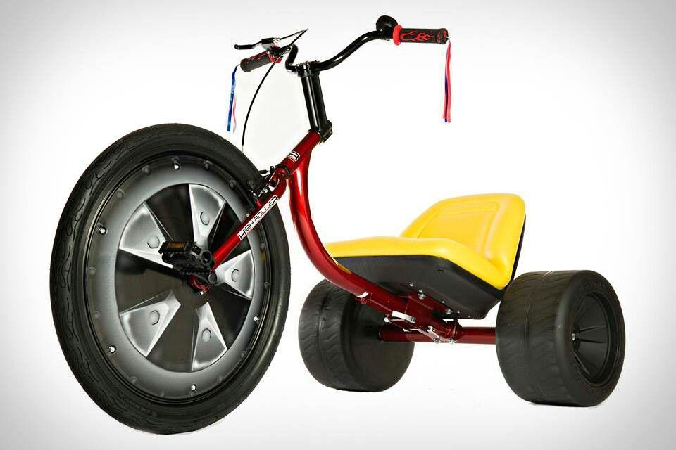 Adult big wheel bikes