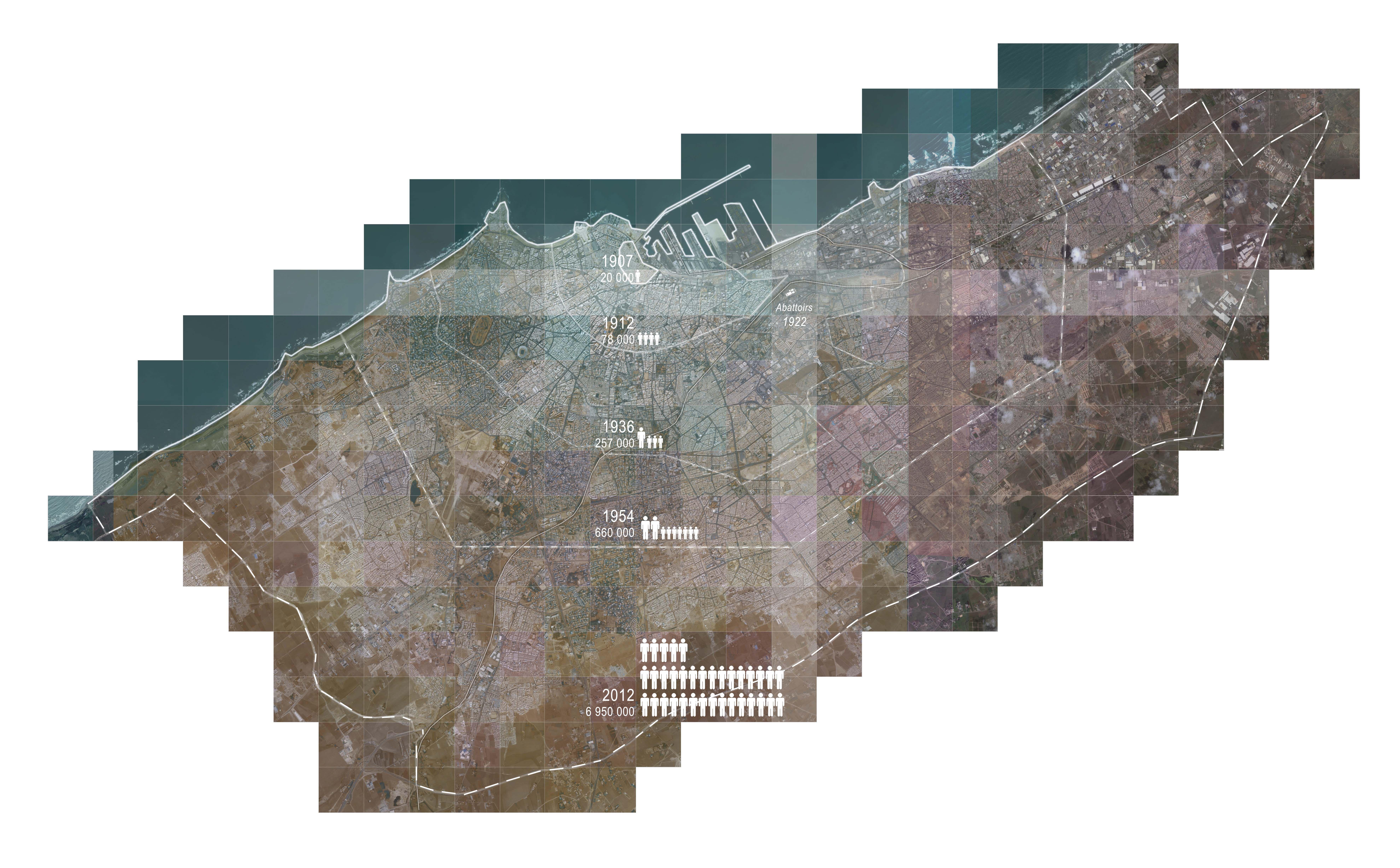 Crecimiento Casablanca