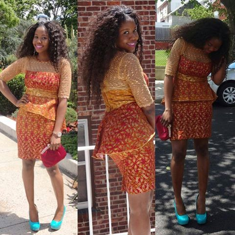 African Dress beautiful | Projects to Try | Pinterest
