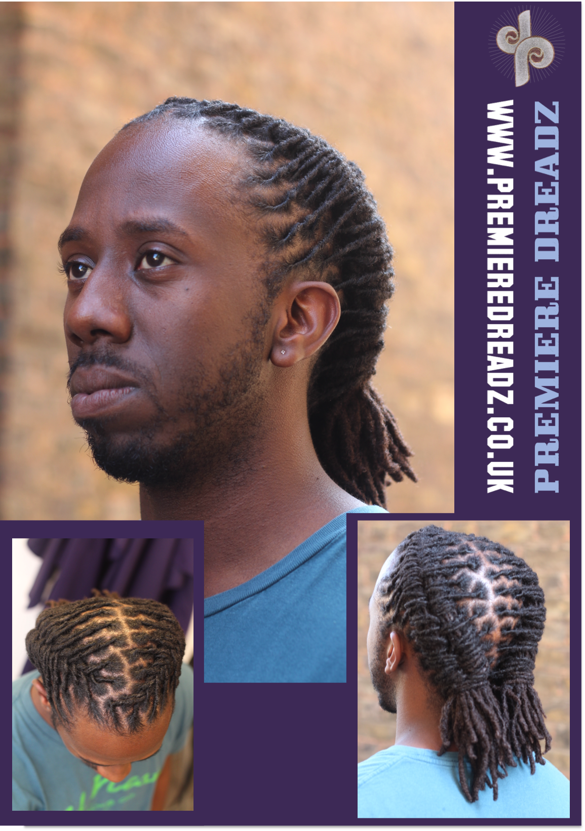 Watch 20 Terrific Long Hairstyles for Black Men video