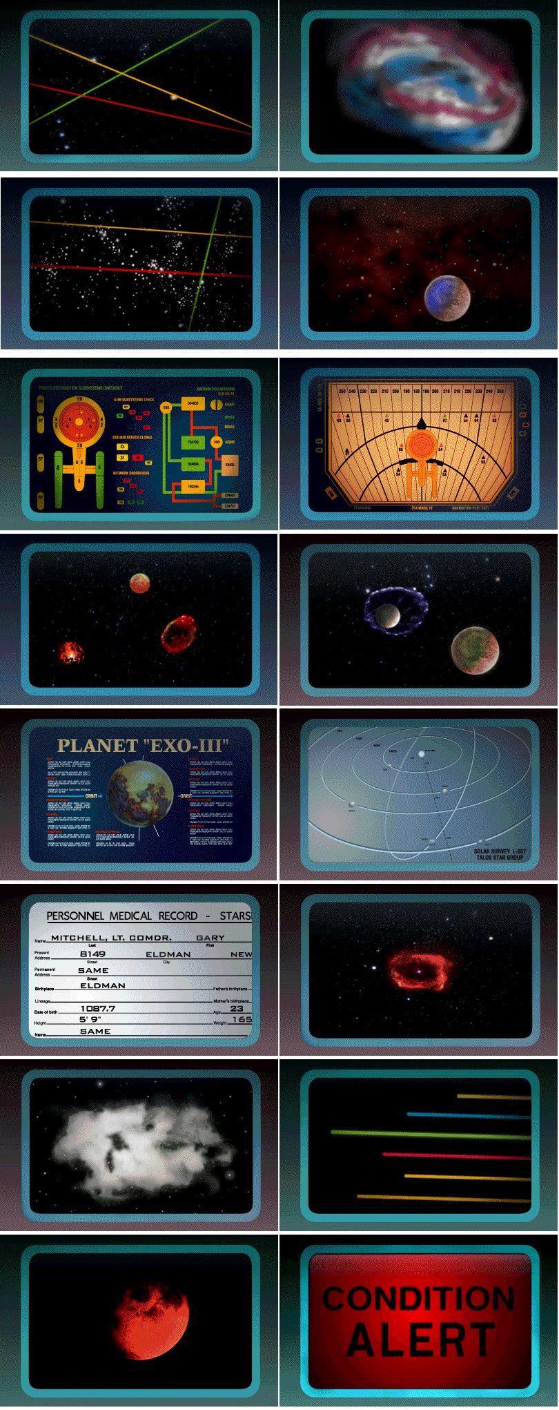 Sci fi interior design on pinterest star trek consoles for Wohnung star trek design
