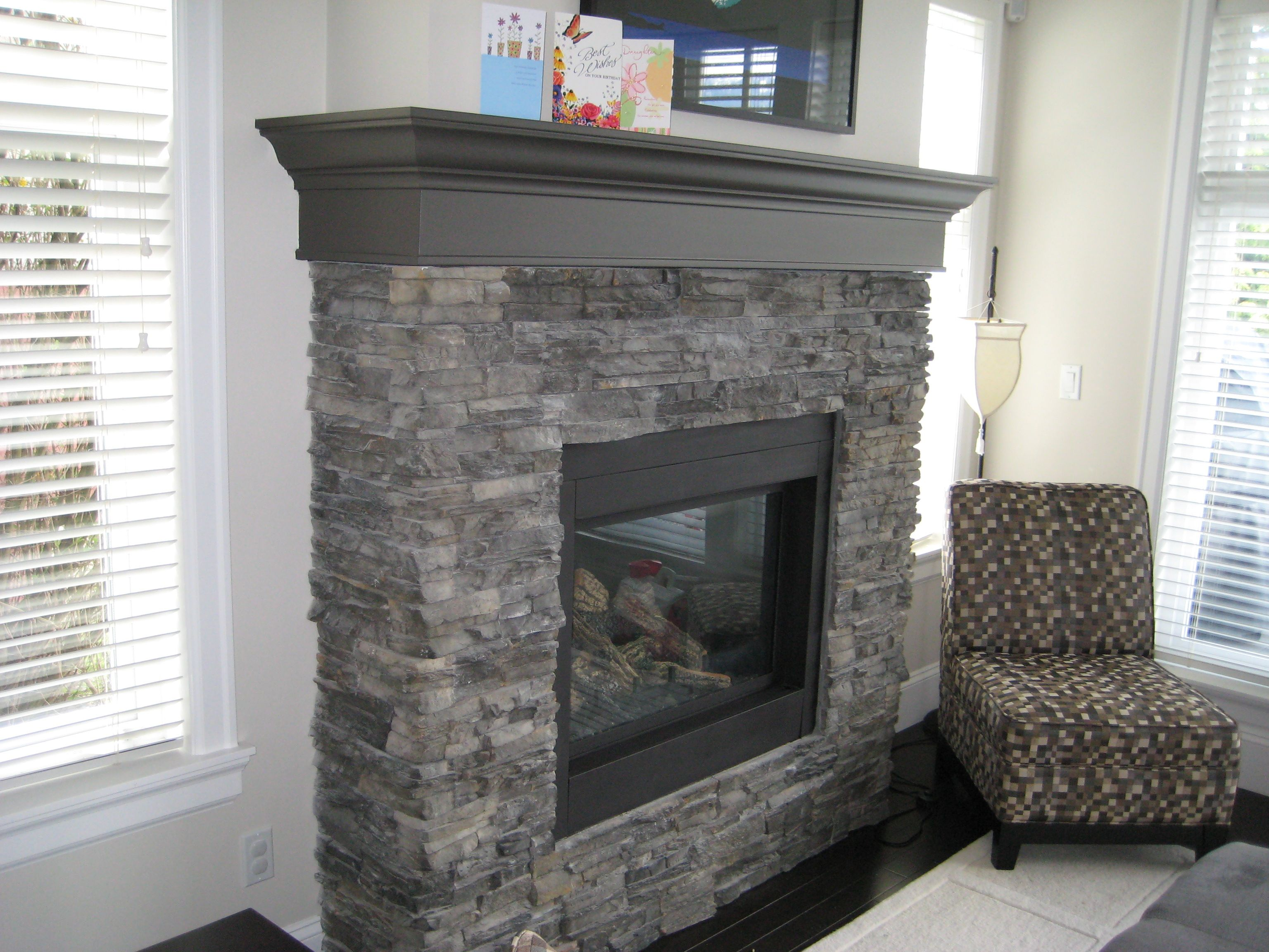 For Fireplace Redo Love This For The Home Pinterest