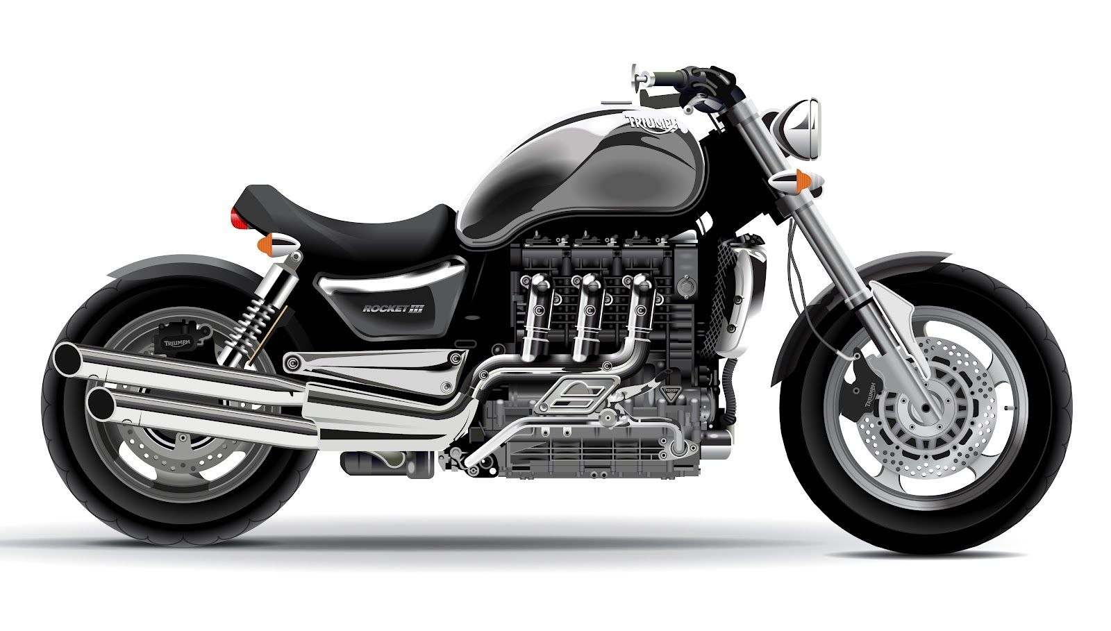 triumph rocket iii motorcycle - photo #17