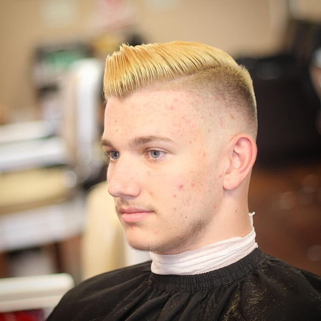 Причёска стрижка гитлерюгенд