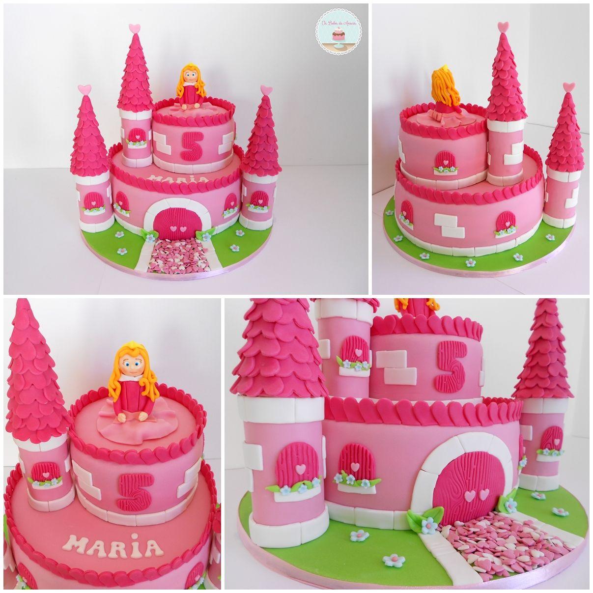 Princess Aurora Cake Design : Princess Aurora Cake CAKE Pinterest