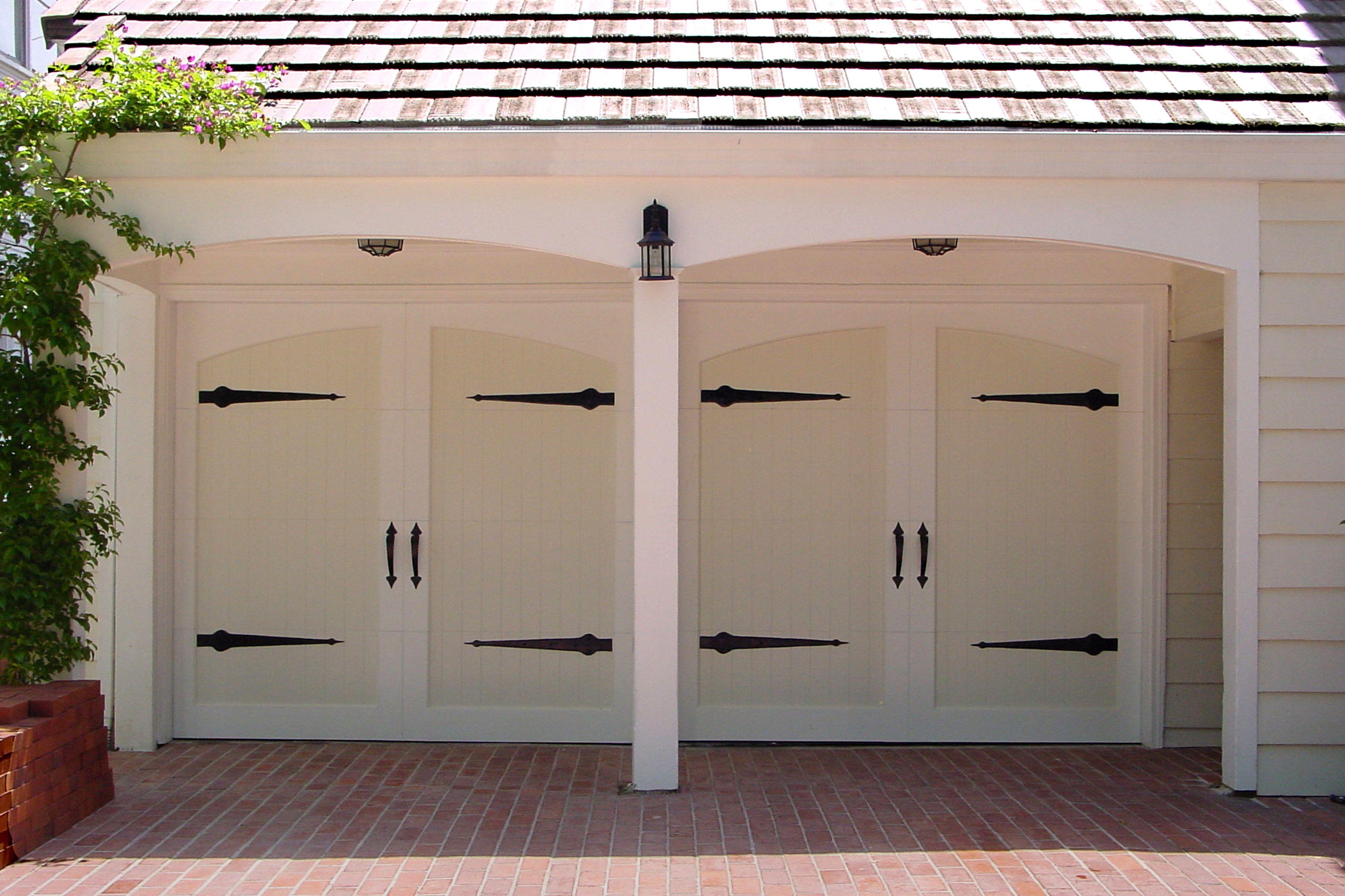 Paint Grade Carriage House Door Garage Carriage Style Doors Pin