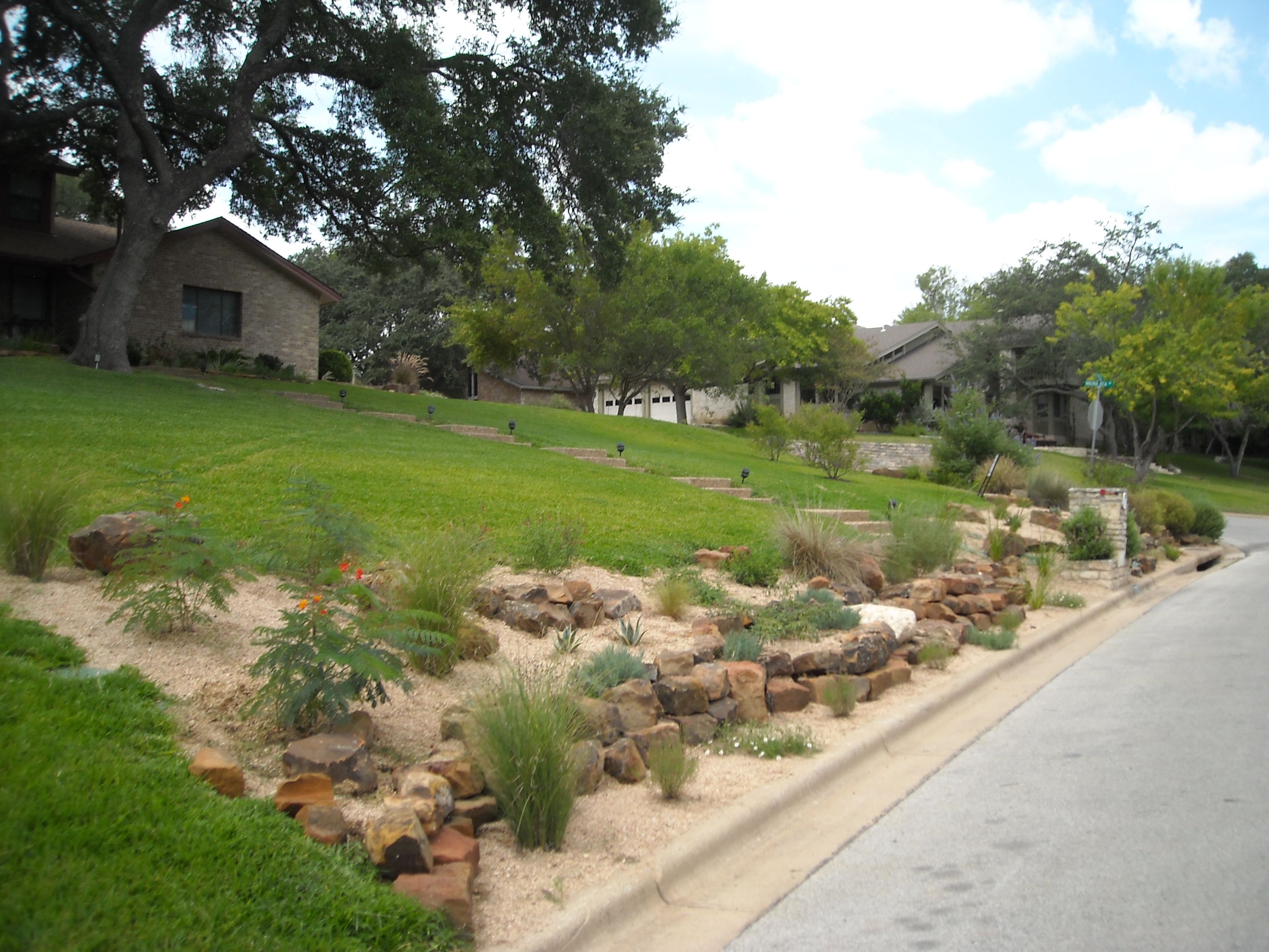 Pin by on landscape design austin for Landscaping rocks austin