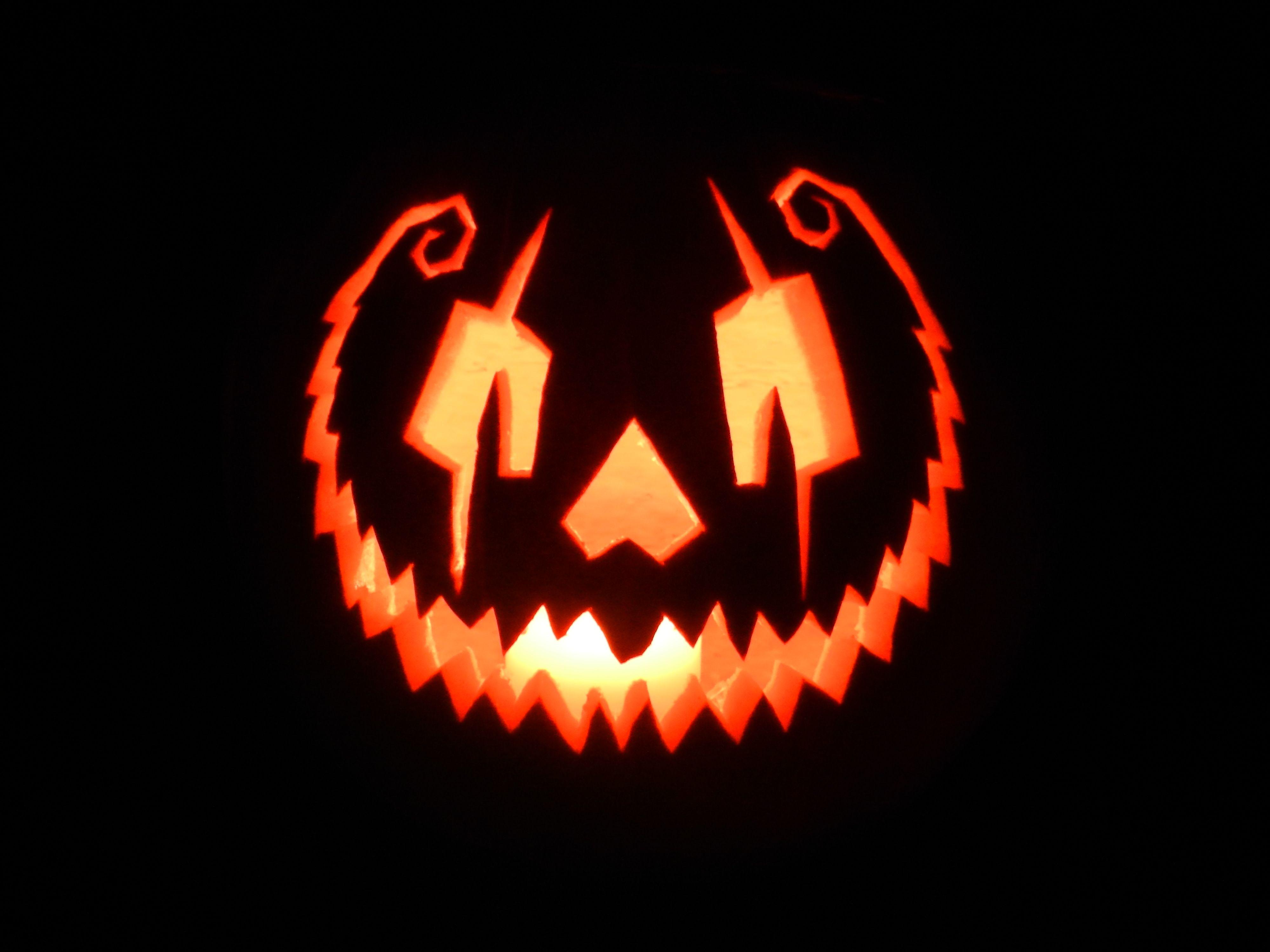Jack O Lantern Ideas Halloween Pinterest