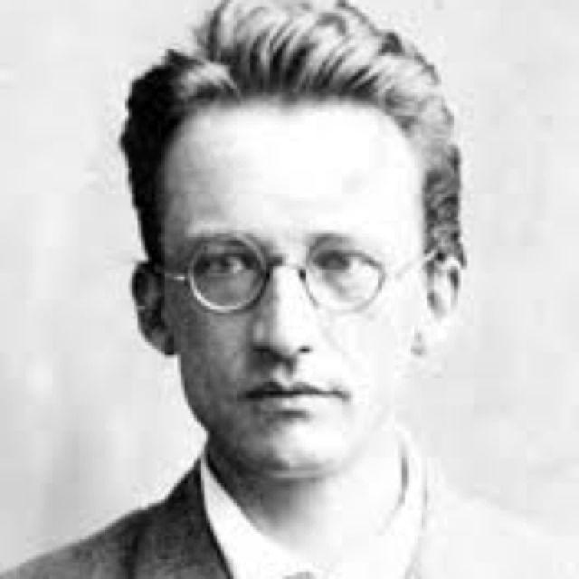 Erwin Schrodinger | cientificos | Pinterest