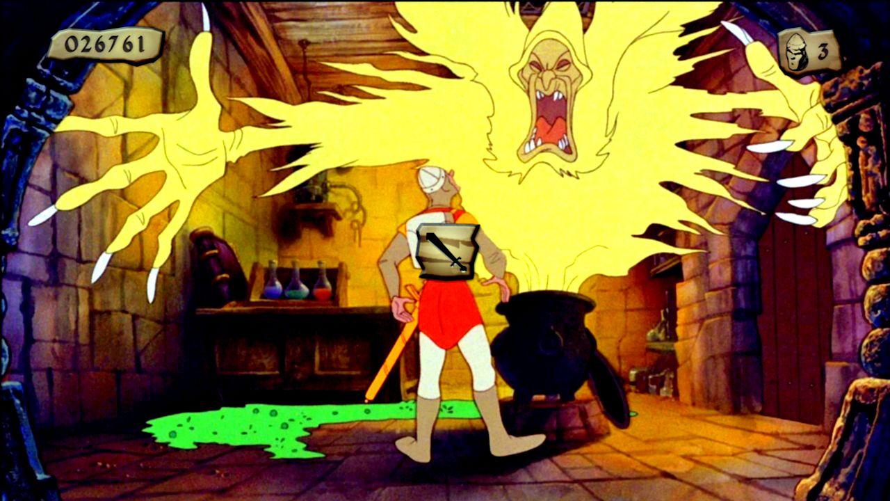 Dragon 39 s lair laserdisc games pinterest for Dragon s lair