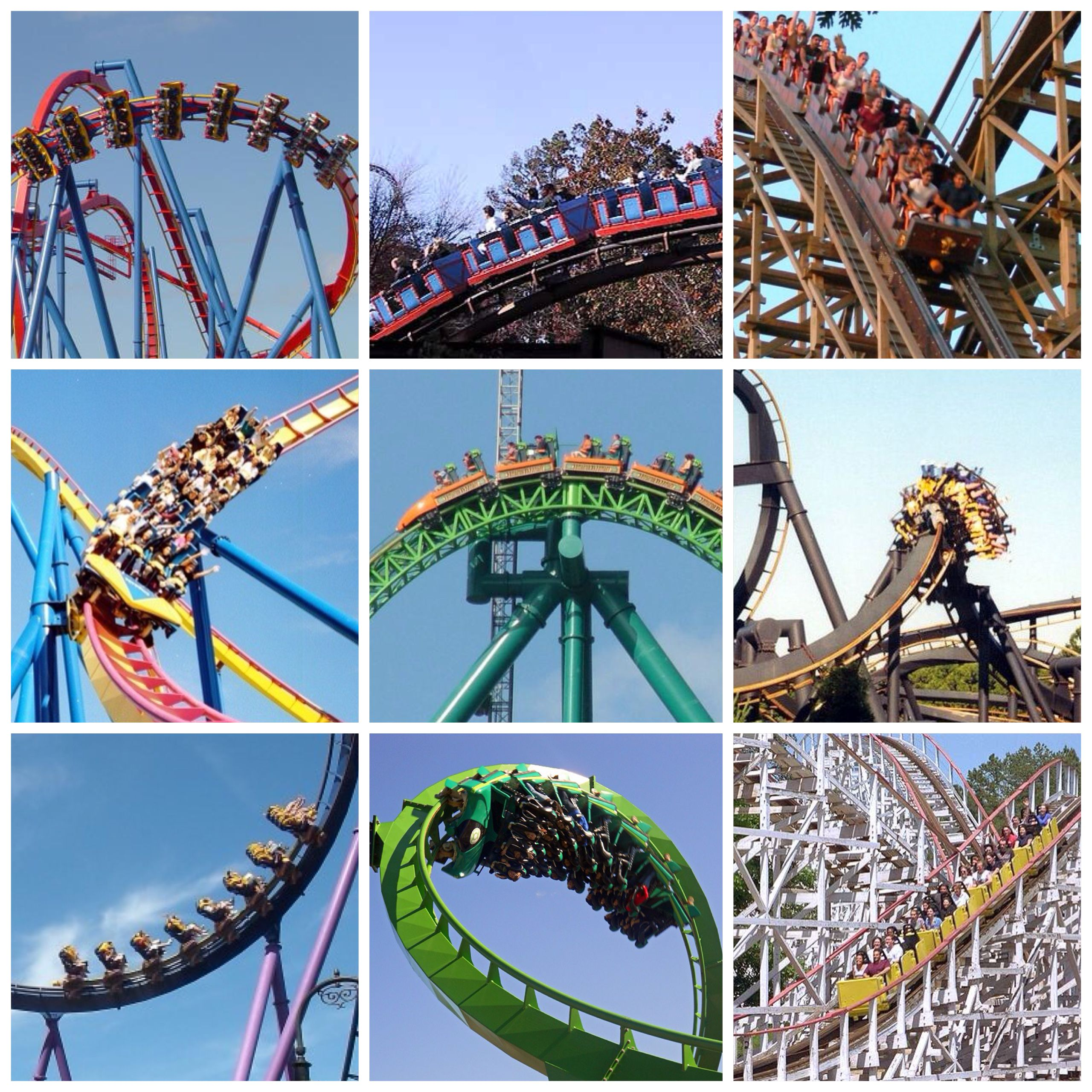 six flags great adventure opening day