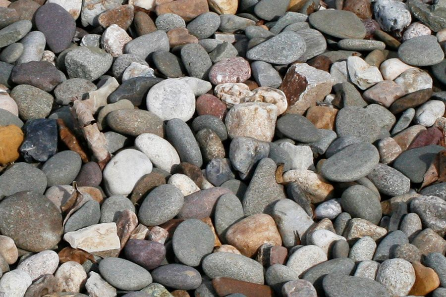 Decorative rock image of large landscape rock from greely for Decorative outdoor rocks