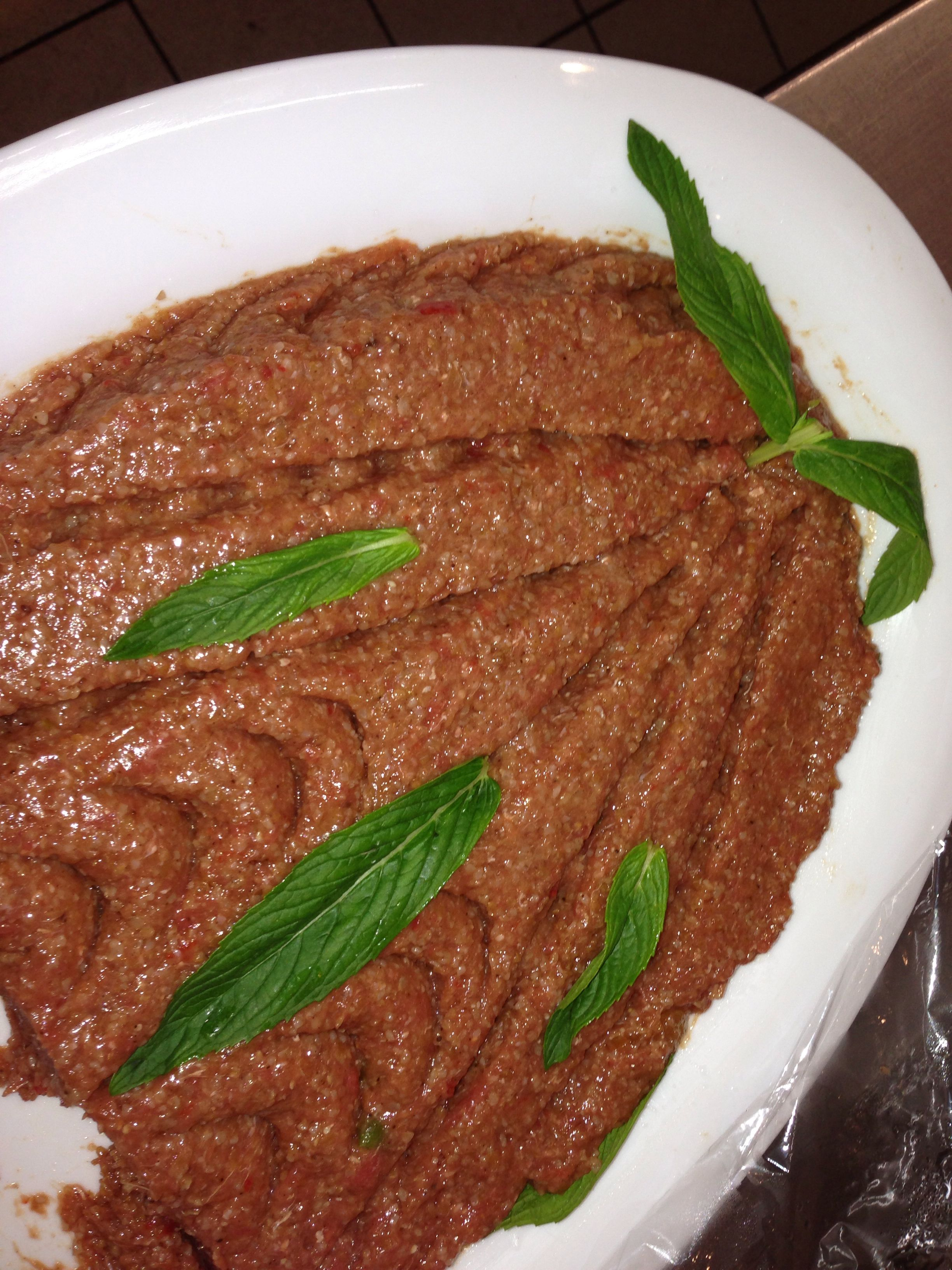 Lebanese food kibbeh nayeh food pinterest for About lebanese cuisine