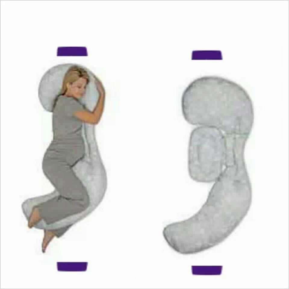 Boppy Pregnancy Pillow Baby Goodin Pinterest