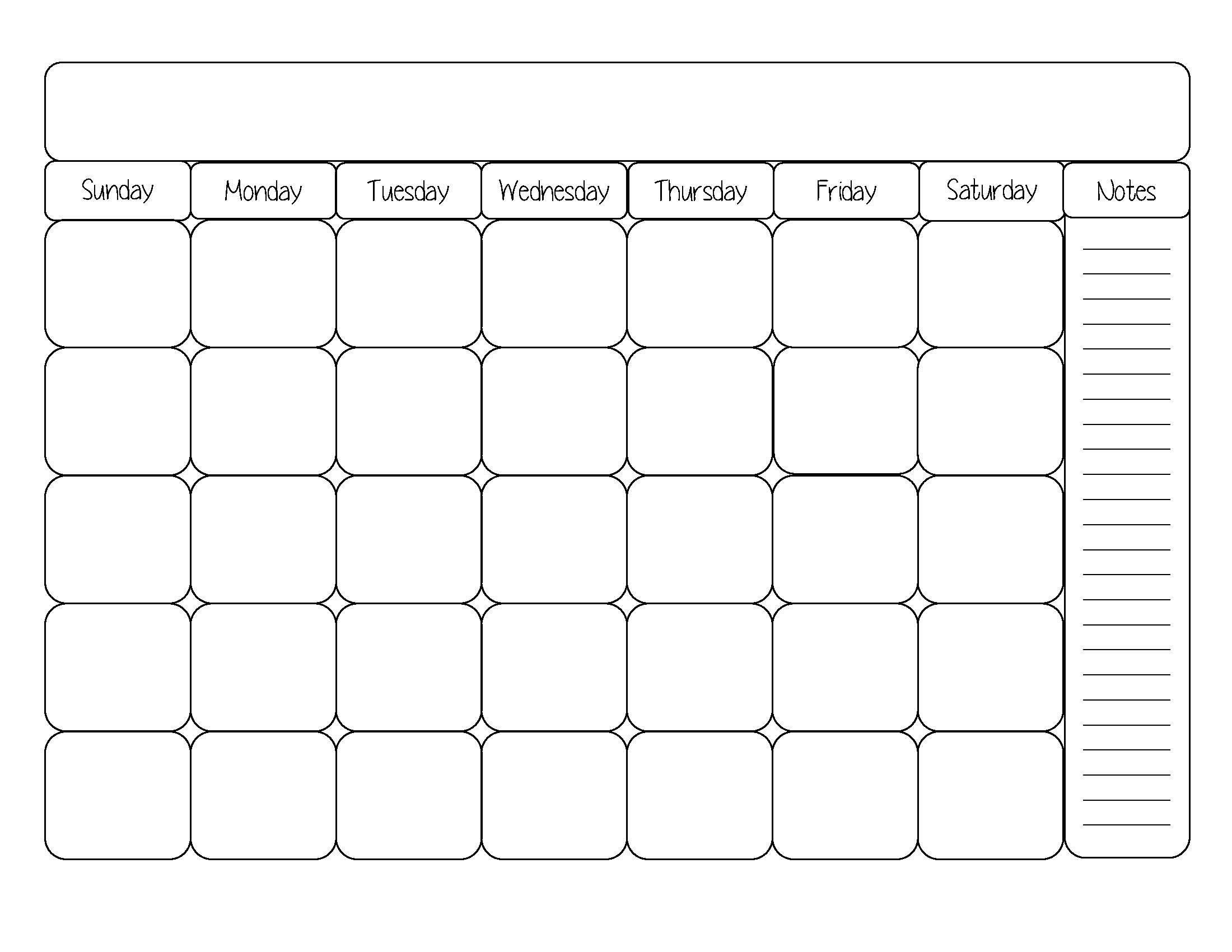 Printable Calendar - This Calendar Portal provides you Free ...