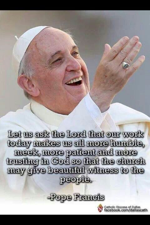 Quotes Pope Francis On Mary Quotesgram