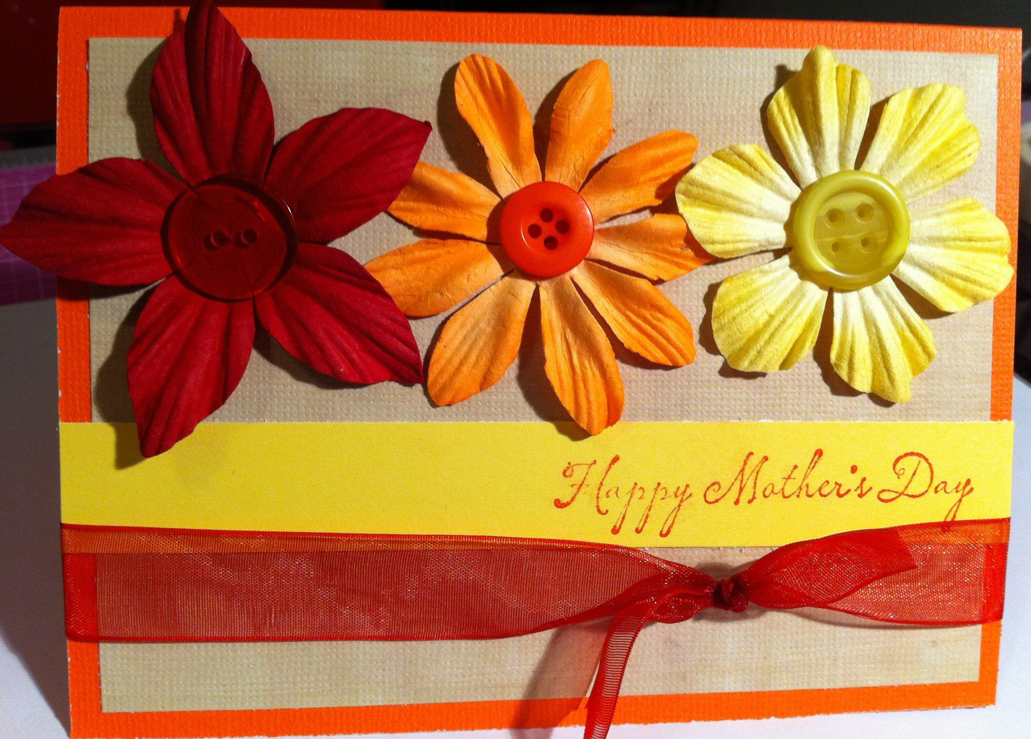 25 homemade mother u0027s day cards