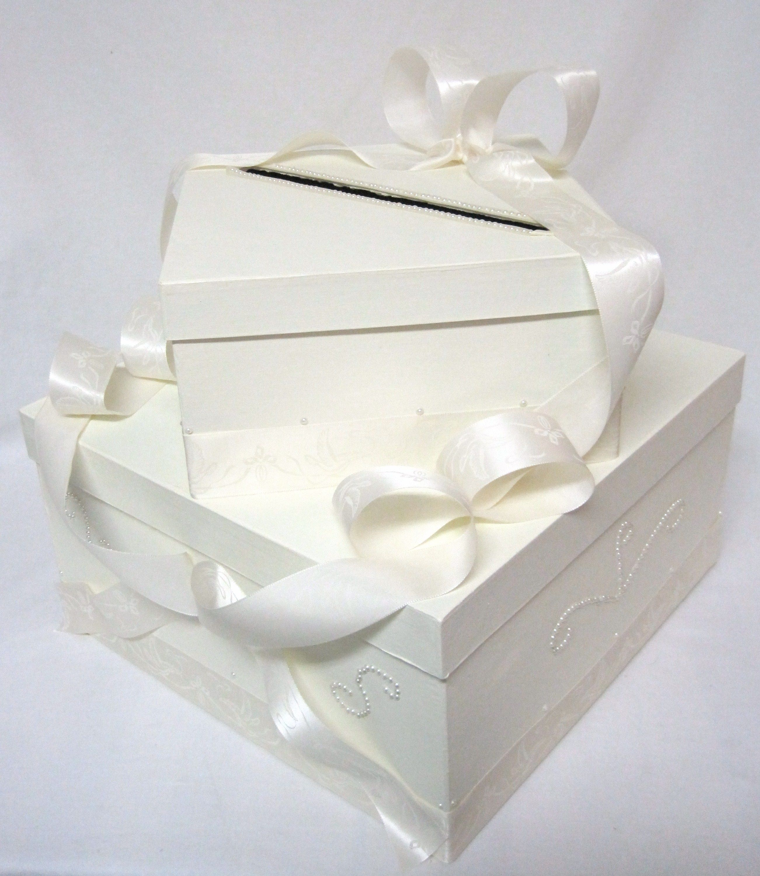 Gift card box Outdoor Rustic Weddings Pinterest
