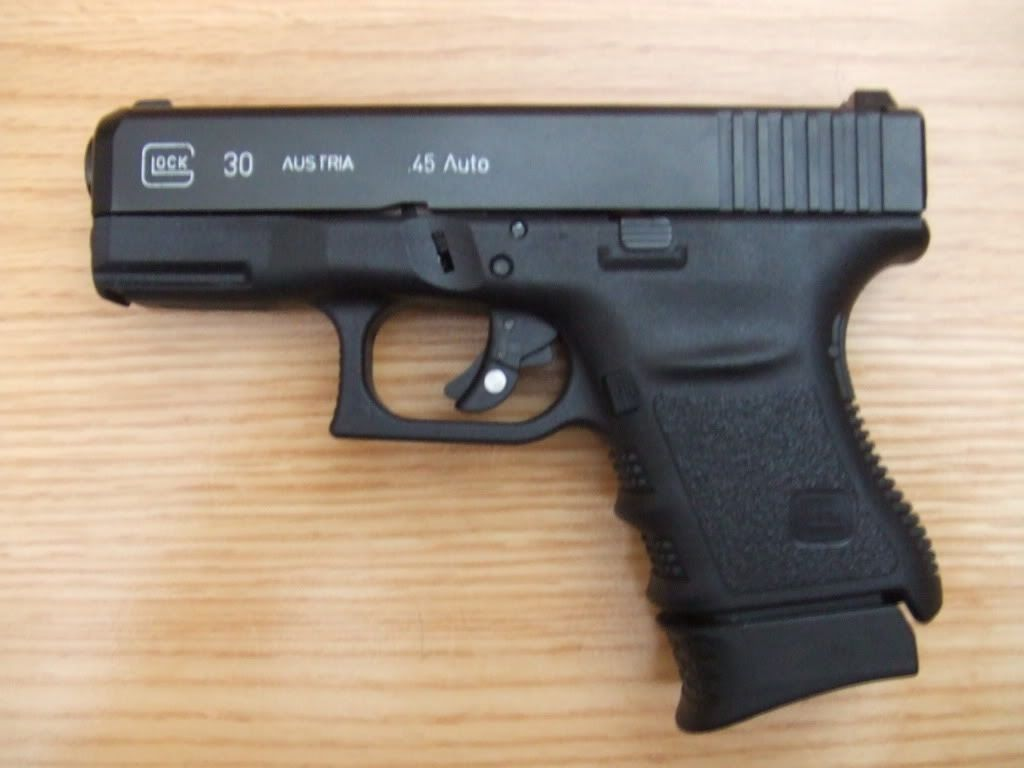 Glock 30sf | Pistols, rifles, and shot guns. What else can ...