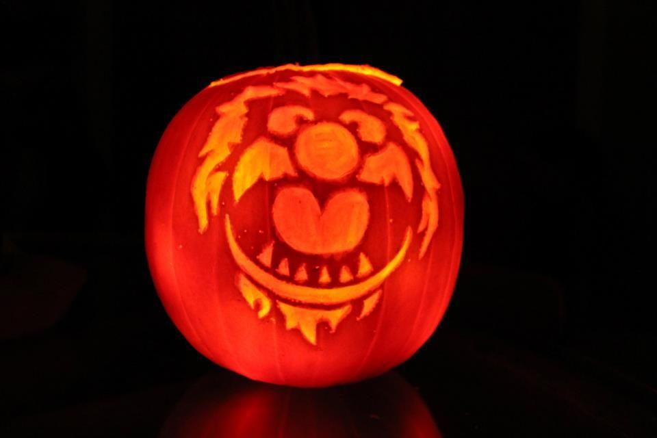 Animal pumpkin carving pinterest