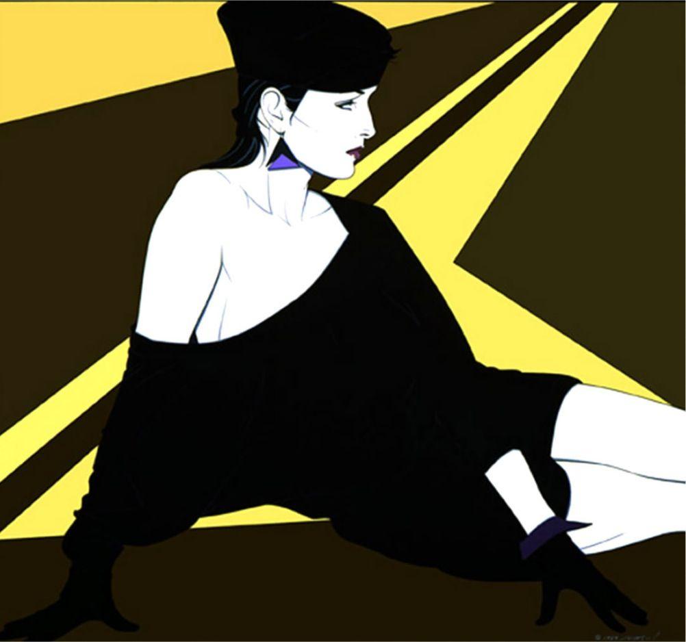 Patrick nagel 80s art pinterest for Patrick nagel