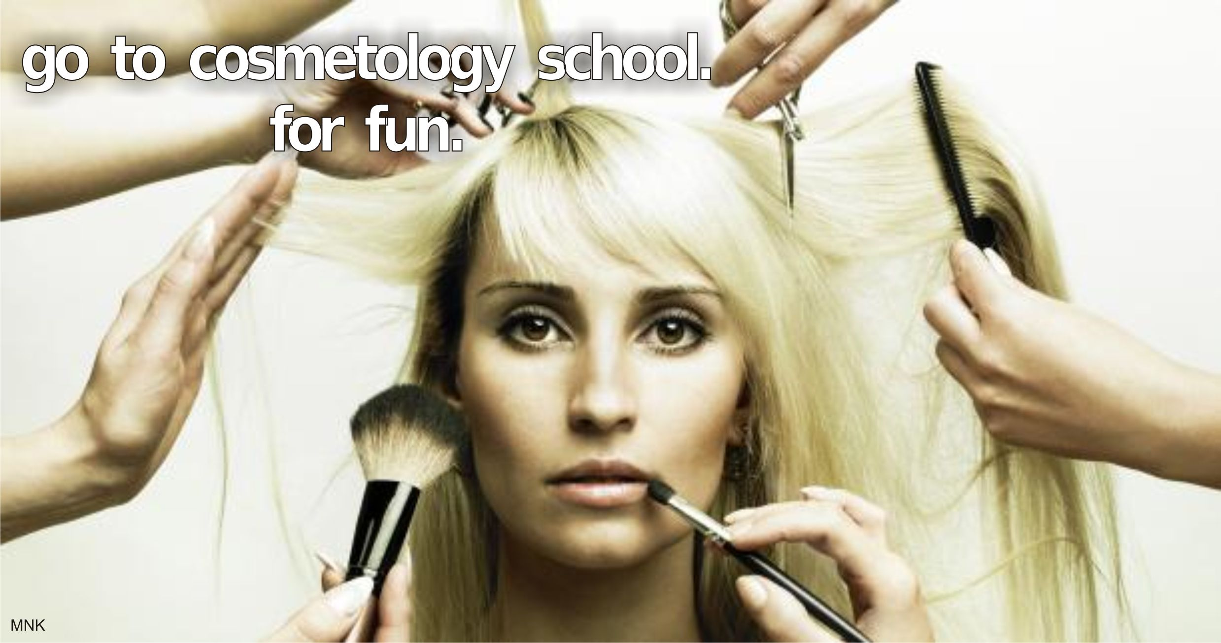 Cosmetology what to go to college for