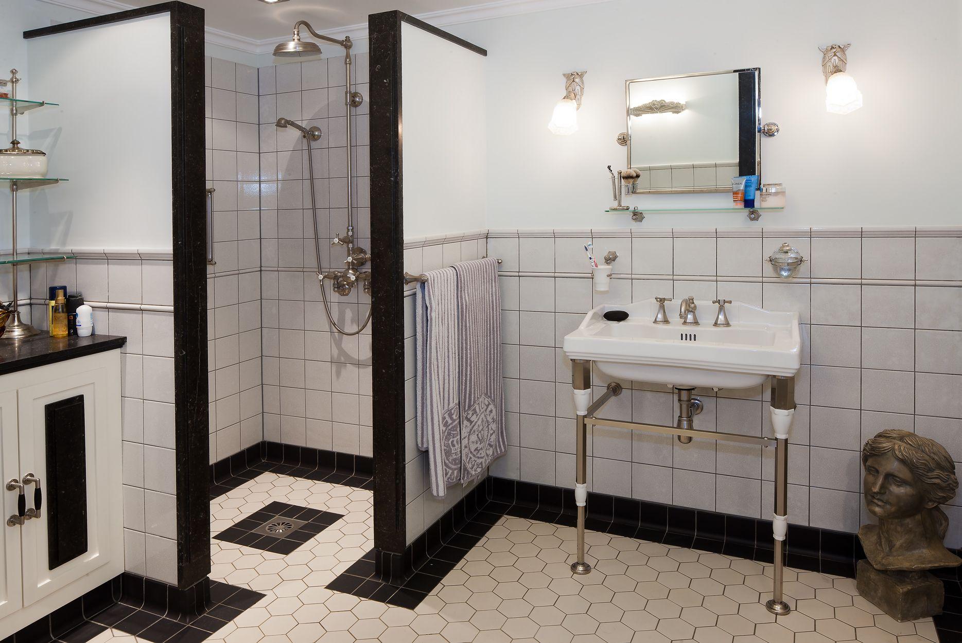 Art Deco Bathroom Art Deco Bathroom Pinterest