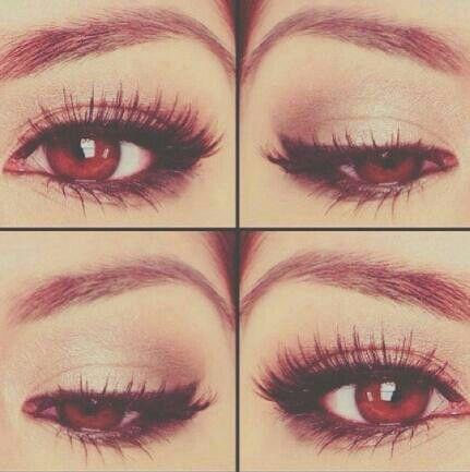 Sample Makeup For Wedding : simple wedding makeup Eyeshadow, Lipgloss, Blush...Oh my ...