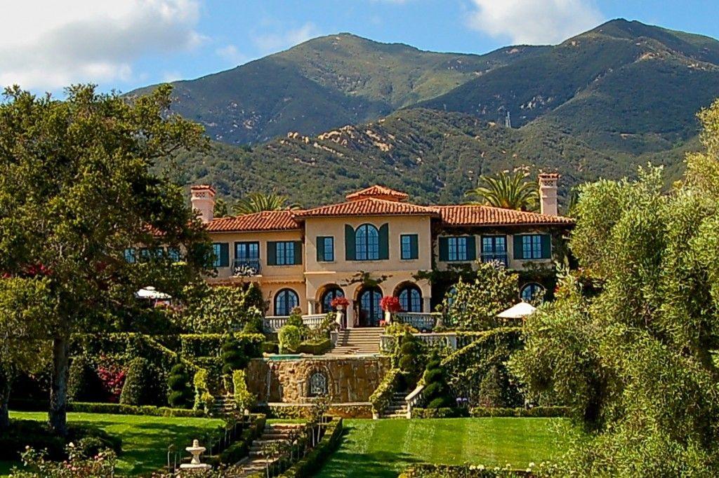 Another gorgeous mansion beautiful santa barbara ca for New house santa barbara