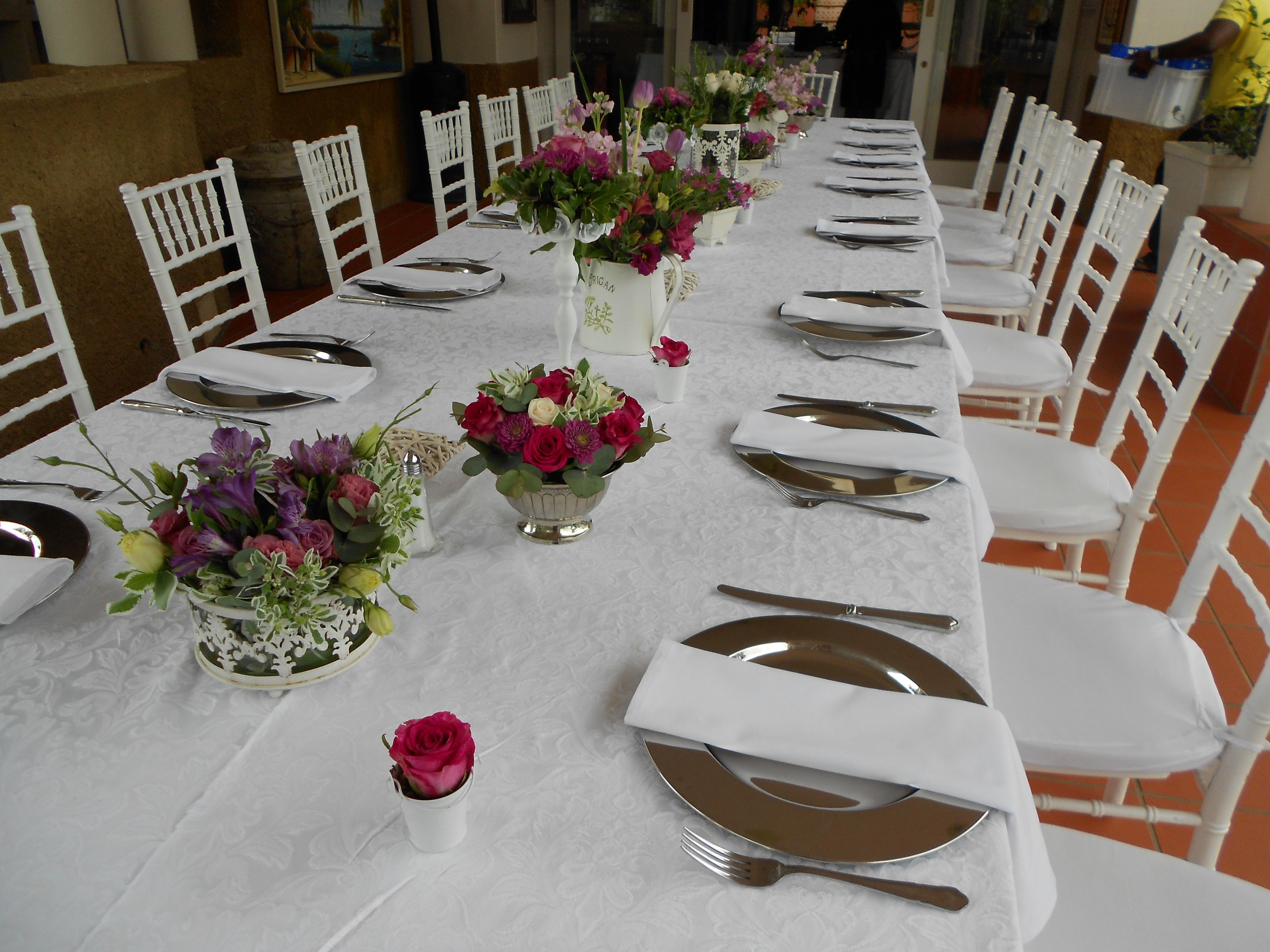 Table setting ideas outdoor wedding ideas pinterest for Pinterest outdoor wedding ideas